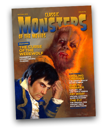 Classic Monsters of the Movies issue #12
