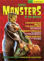 Classic Monsters of the Movies Magazine Issue 1