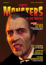 Classic Monsters of the Movies issue #4