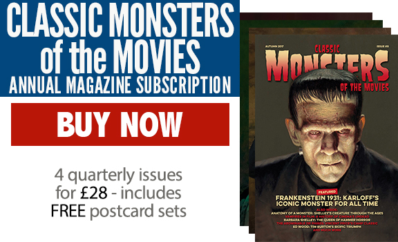 Classic Monsters of the Movies Subscriptions