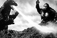 King Kong vs Godzilla (Toho 1962)