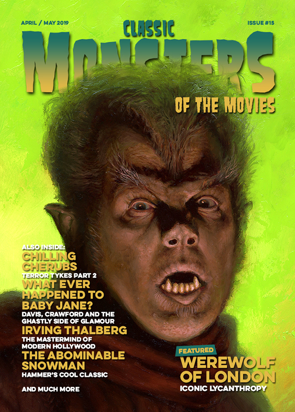 Classic Monsters of the Movies issue 15